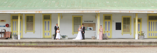 Gisborne Train Station